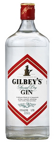 Gilbey's Gin London Dry
